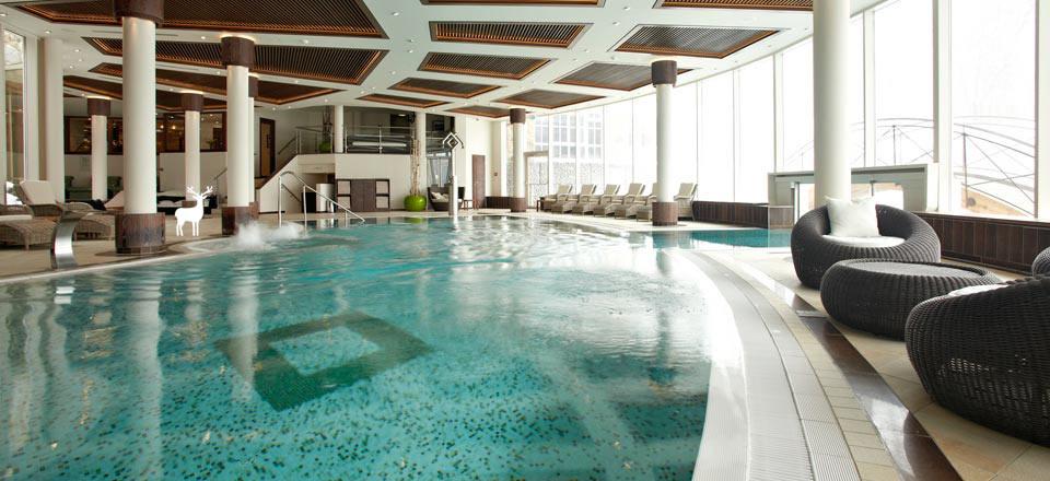 Grand Tirolia piscine