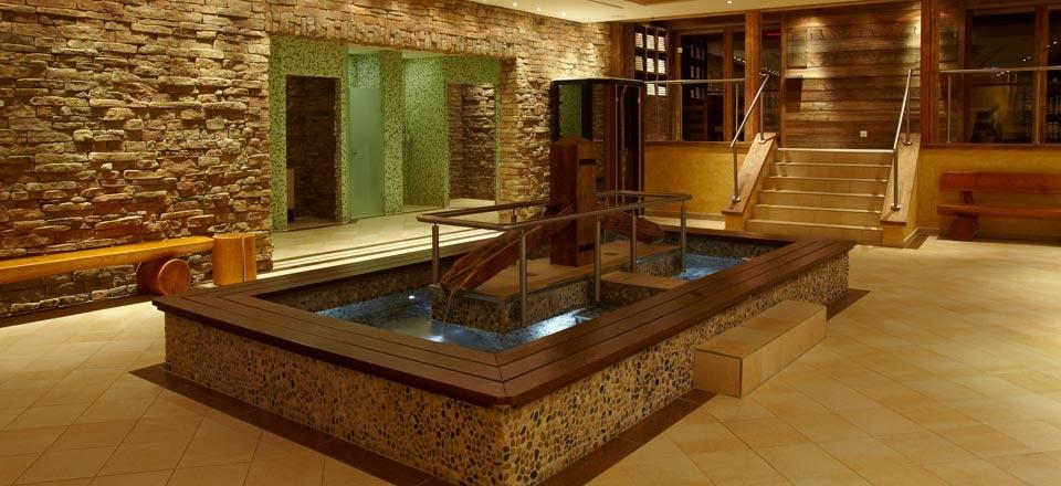 Grand Tirolia sauna