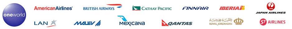 Liste des compagnies aériennes membres de OneWorld